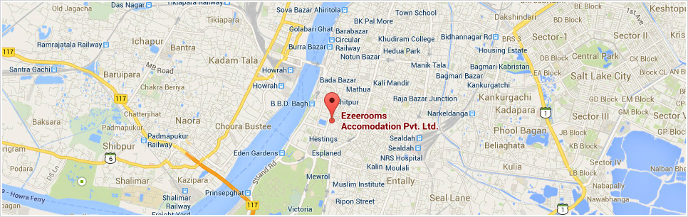 Contact Ezeerooms Online Hotel and Sightseeing Booking